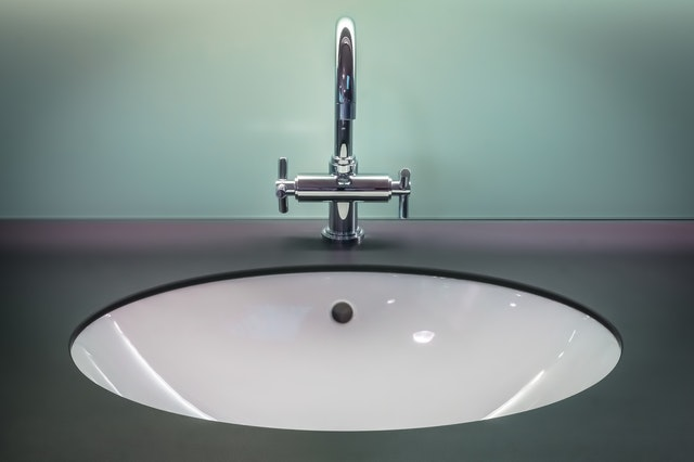 A-bathroom-sink